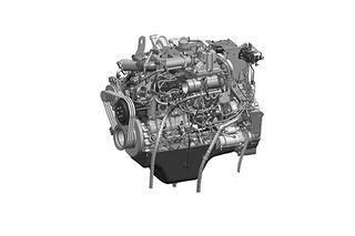 五十铃 6UZ1X 发动机图片