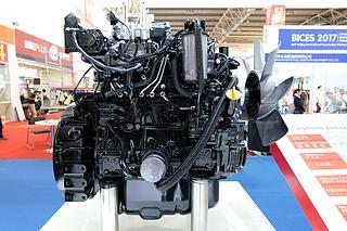 洋馬 4TNV98C 發動機圖片
