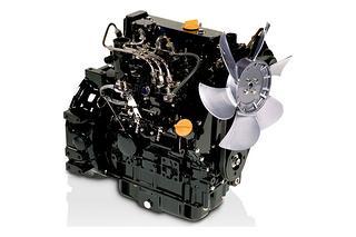 洋马 4TNV98 发动机图片