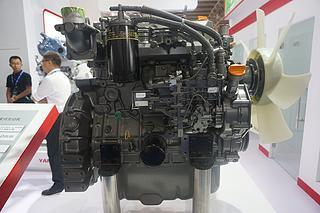 洋马4TNV94L-ZW发动机