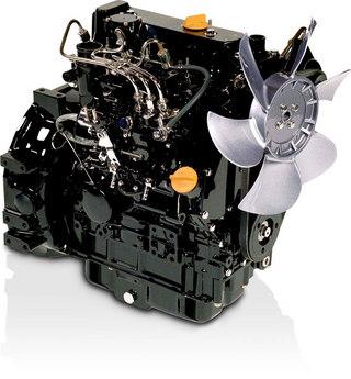洋马4TNV88发动机