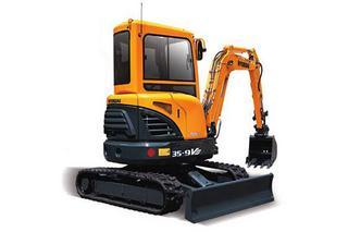 现代R35-9VS挖掘机