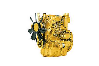 卡特彼勒 3054C 发动机