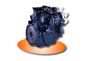 久保田V3600-E3B发动机