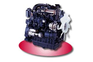 kubotaV2607-DI-T-E3B发动机
