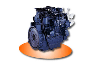 久保田V3800DI-T-E3B发动机