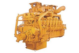 卡特彼勒 3516B 发动机