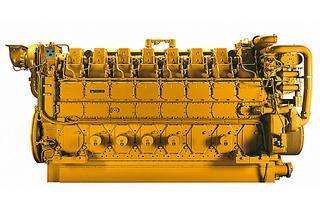 卡特彼勒 3608 发动机