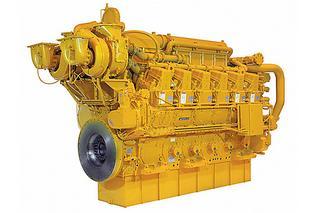 卡特彼勒 3612 发动机