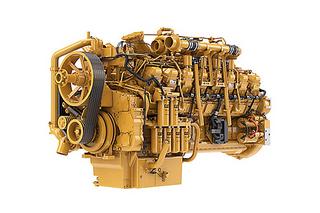 卡特彼勒 3516C 发动机