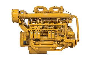 卡特彼勒 3512B 发动机