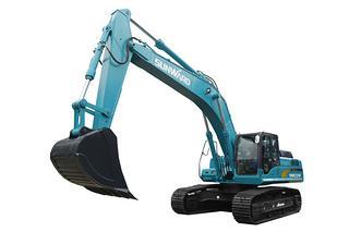 山河智能SWE335F(窄底盘)挖掘机