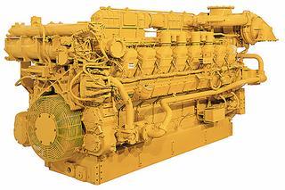 卡特彼勒 3516 发动机