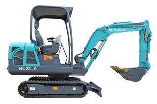 惠龙 22-9 挖掘机图片