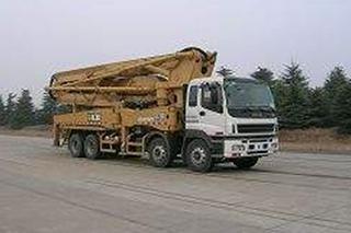 欧标机械 XZQ5380THB47R 泵车图片