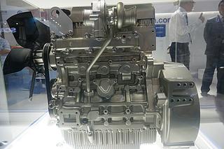 珀金斯 904J-E36TA 发动机