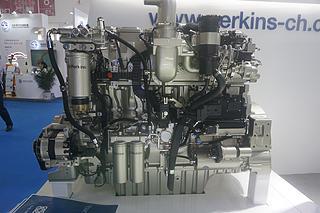 珀金斯 2806J-E18TA 发动机