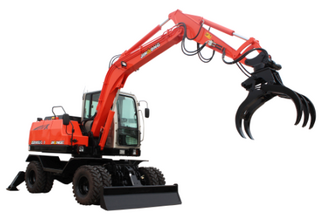 晋工JGM9085LNZ-9挖掘机
