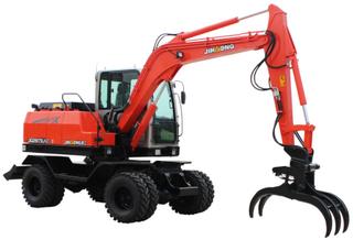 晋工 JGM9075LNZ-9 挖掘机