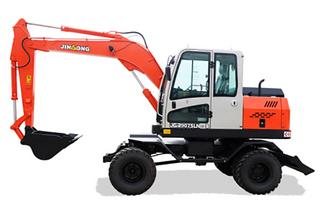 晋工 JGM9075LN-8 挖掘机