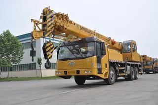 森源重工 森源重工16吨东风底盘起重机 起重机