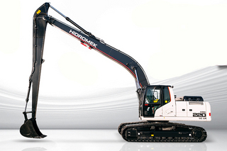 海德宝莱HMK 220 LC LR挖掘机