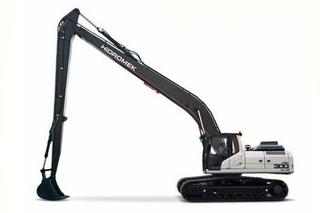 海德宝莱 HMK 300 LC LR  挖掘机