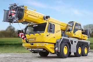 马尼托瓦克 GMK3060 起重机
