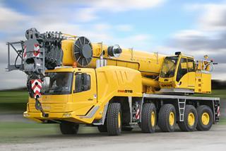 马尼托瓦克GMK5115起重机