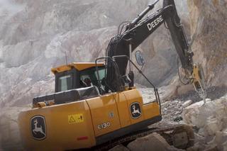 约翰迪尔 E130 挖掘机