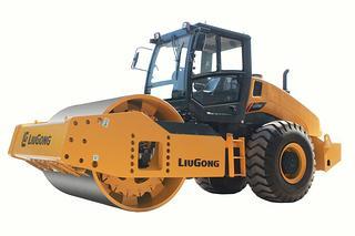 柳工CLG6626E(双驱)压路机