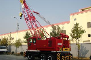 京城重工 QLY55A 起重机