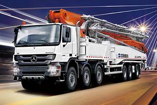 中联重科 80-7RZ 泵车