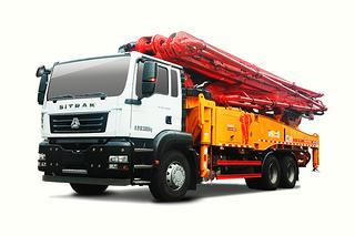 三一重工 SYM5330THBDZ470C-8S 泵车
