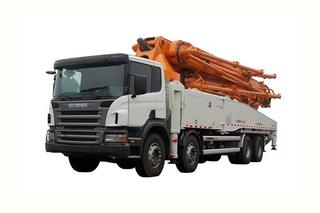 中联重科 ZLJ5411THBB 52X-6RZ 泵车