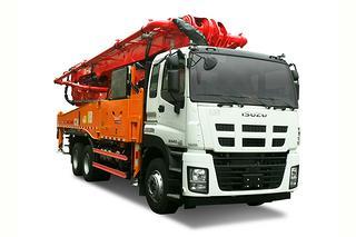 三一重工 SYM5337THBDW 490C-8S 泵车
