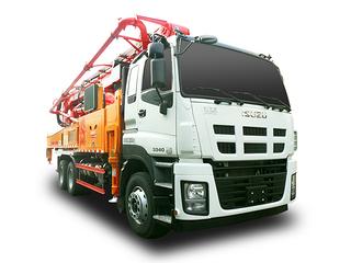 三一重工 SYM5337THBDW 490 C9 泵车