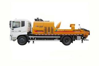 徐工 HBC10018K(重汽底盘) 车载泵