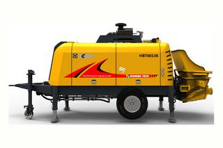 徐工 HBT6013K 拖泵图片