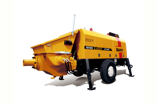 三一重工HBMG-50/16-132S拖泵