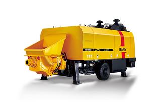 三一重工HBT9035CH-5M拖泵