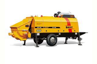 三一重工HBT12020C-5M拖泵