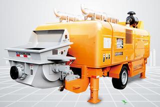 中联重科 HBT90.48.572RS 拖泵