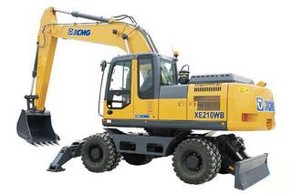 徐工 XE210WB 挖掘机