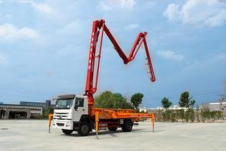 科尼乐 33米 泵车