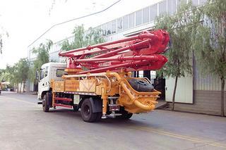 科尼乐 27米 泵车