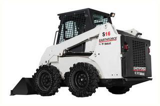 山猫 S16 滑移装载机