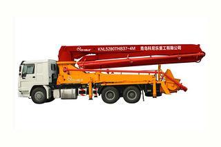 科尼乐 37米 泵车