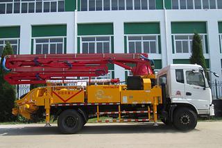 科尼乐 25米 泵车