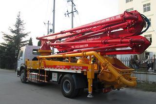 科尼乐 29米 泵车